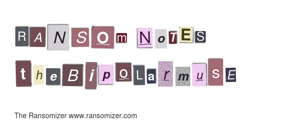 ransomnotes